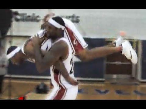 Funny Moments Of LeBron James