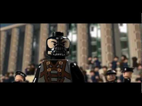 Cool - Dark Knight Rises LEGO Trailer