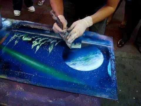 Amazing - Spray Painting Artwork