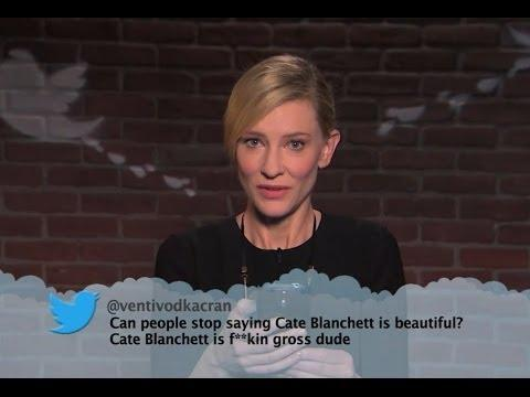 Mean Tweets Read By Famous Celebrities