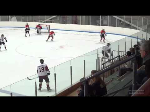 Hockey Body Check Attempt FAIL