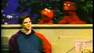 Jim Carrey's Guest Appearance On Sesame Street In 1993