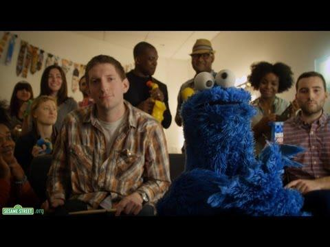 Parodies - Call Me Maybe Parody By Cookie Monster