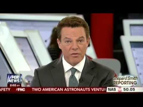 Fox News Anchor Shepard Smith Blasts Media For Their Hysterical And Irresponsible Report About Ebola