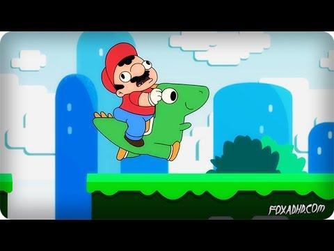 Yoshi Sings Super Mario World Theme Song