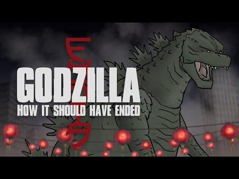 How The Godzilla Movie Should Have Ended