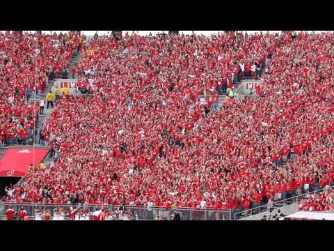 University Of Wisconsin Badgers Fans' Passion For The Game