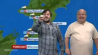 Jack Black's Funny Weather Report
