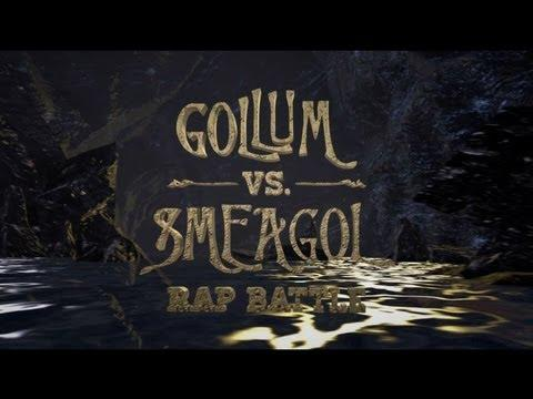 Spoofs - Ultimate Rap Battle Between Gollum And Smeagol
