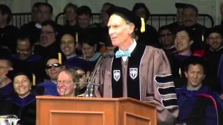 Bill Nye's Commencement Speech At Lehigh University