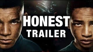 Honest After Earth Movie Trailer