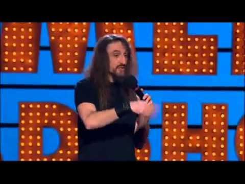 Steve Hughes' Funny Standup
