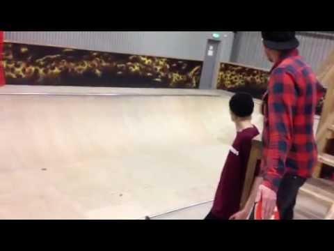 Epic - Skateboarding Front Flip