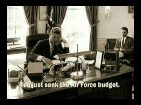 John F Kennedy Cursing Like a Drunken Sailor