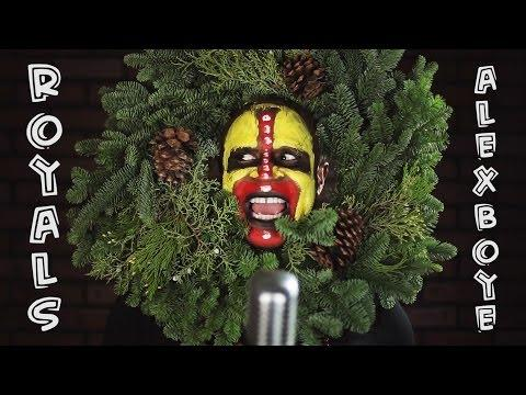 Lorde's Royals Song African Tribal Cover By Alex Boye
