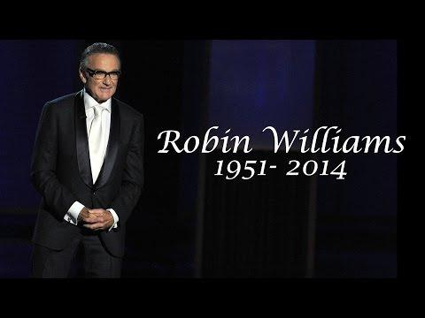 Tribute To A Great Comedian Robin Williams