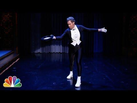 Will Ferrell's Dance To The Downton Abbey Theme On The Tonight Show