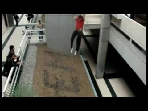 FAIL - Parkour Flip Faceplant