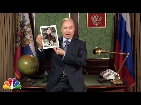 Vladimir Putin's Kickstarter Campaign To Start A Cold War