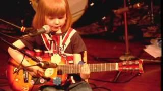 Adorable Boy's Cover Of Johnny Cash's Folsom Prison Blues Song