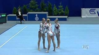 Incredible Acrobatic Gymnastics