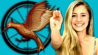 Funny Teens Reaction To Hunger Games Catching Fire Trailer
