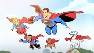 Zack Snyder's Animated History Of Superman