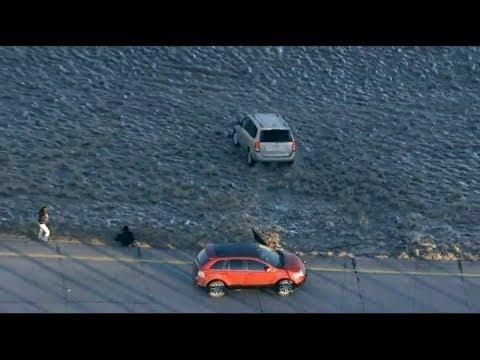 Insane Grand Theft Auto Like Car Chase From Denver