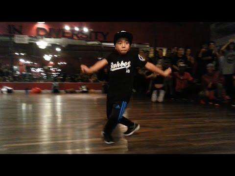8 Years Old Dancer Aidan Prince Girl Shows Off Dance Moves