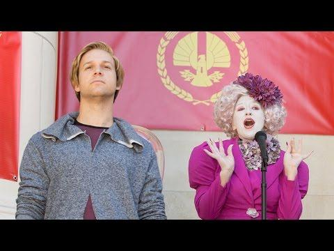 Funny The Hunger Games Musical - Mockingjay Movie Parody