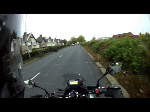 Watch Out For This Idiots Like This If You're A Motorcyclist
