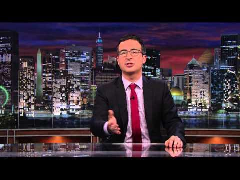 John Oliver Mocks The YouTube Comments