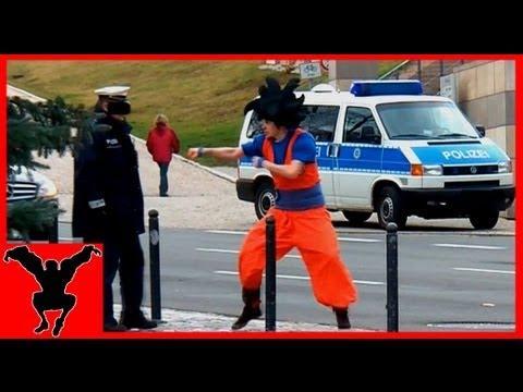 Jokes Goku From Dragon Ball Z In Real Life