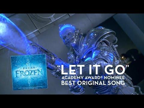 Disney's Let It Go Song Cover By Mr Freeze From Batman
