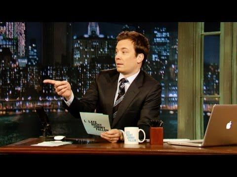Jimmy Fallon - Why Don't They Make That Hashtag Stories