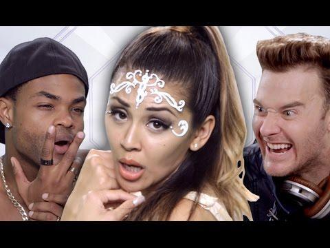 Ariana Grande's Break Free Song Parody