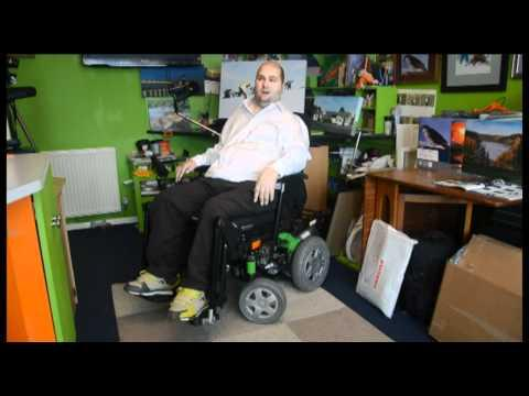 Awesome - Fearless Paraplegic Barry West