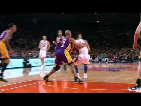 NBA - Jeremy Lin's Awesome Spin Move