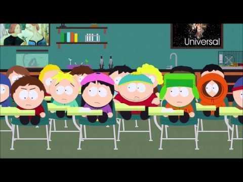How NOT To Sit On The Toilet - South Park
