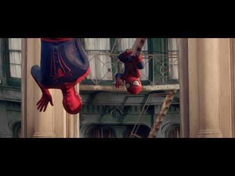Adorable Baby Spider-Man In Evian Ad