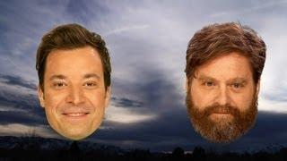 Facts Of Truth Told By Jimmy Fallon & Zach Galifianakis
