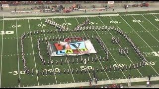 TV Land Performance By Ohio State University Marching Band