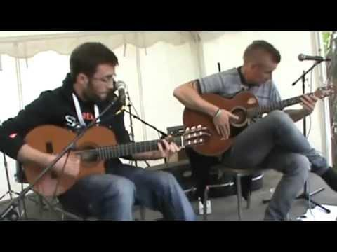 Epic Acoustic Guitar Cover Of Daft Punk Hits