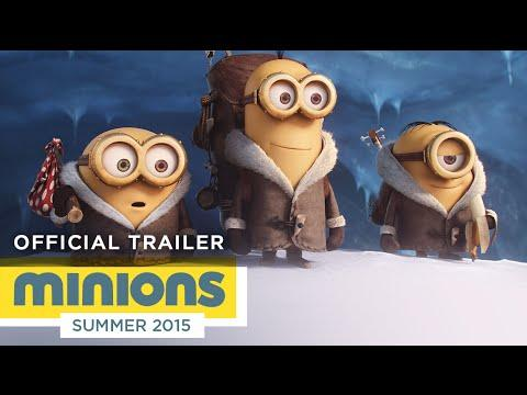 Minions The Movie Trailer