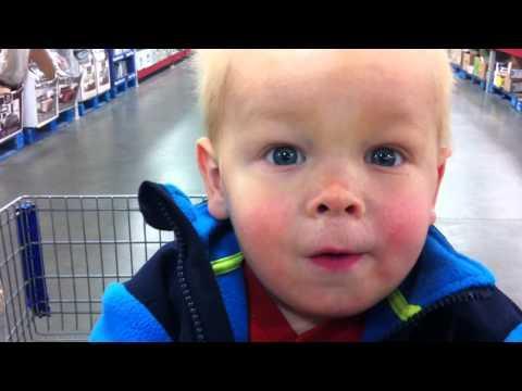 Cute - Kid Makes Animal Noises