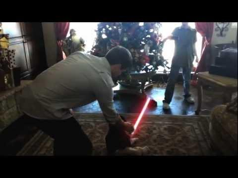 Jokes - Darth Vader Baby With A Lightsaber