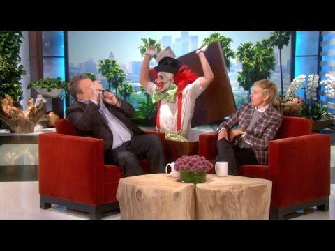 Funny Compilation Of Ellen's Scare Pranks