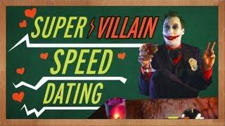 Supervillains Try Out Speed Dating