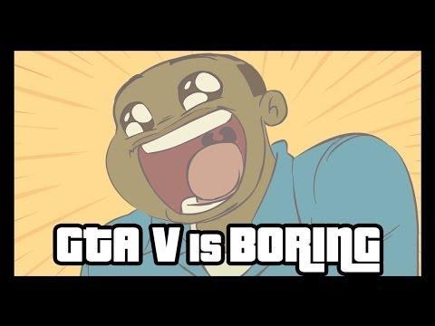 Funny Animation About GTA V