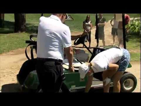 Jokes - Funny Golf Cart Crashes on crane crashes, heavy equipment crashes, utv crashes, bus crashes, 4 wheeler crashes, golf buggy crashes, quad crashes, toy train crashes,
